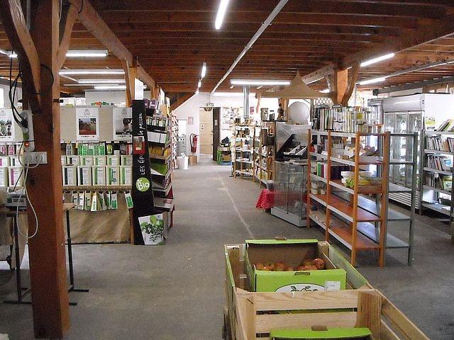 produits bio et locaux magasin Essentiel Marciac